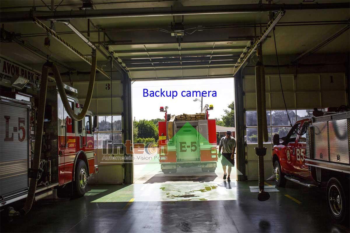 Fire-truck-backup-camera