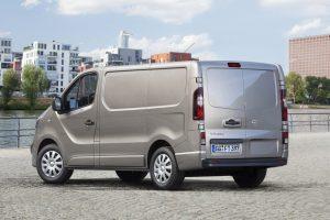Best Aftermarket Backup Camera System for Opel Vivaro & Renault Trafic 2014 Year, LWC-07
