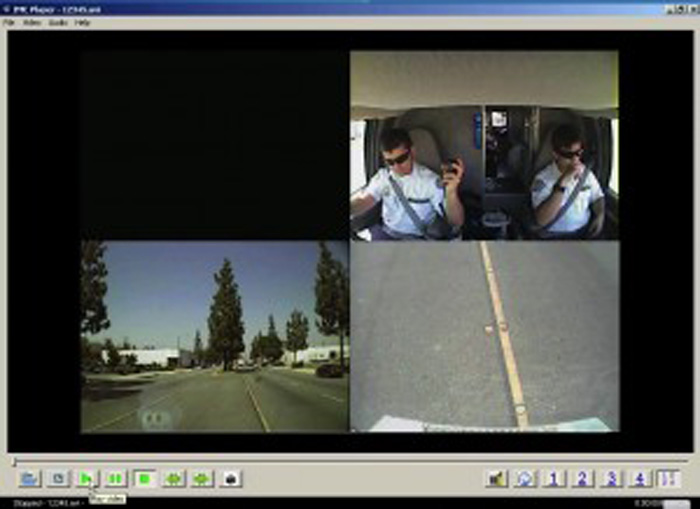 ambulance_DVR Monitoring