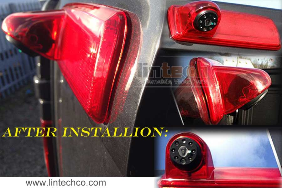 3rd Brake lights Camera for Opel Vivaro 2014/Vauxhall Vivaro 2014/Renault Trafic 2014