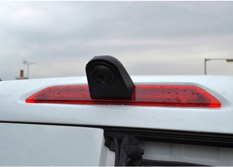 FORD Transit Brake light camera installation