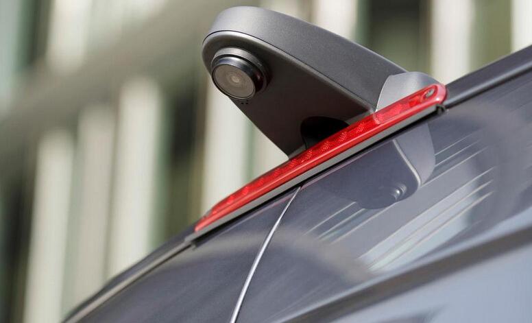 Mercedes Benz Sprinter Rear camera