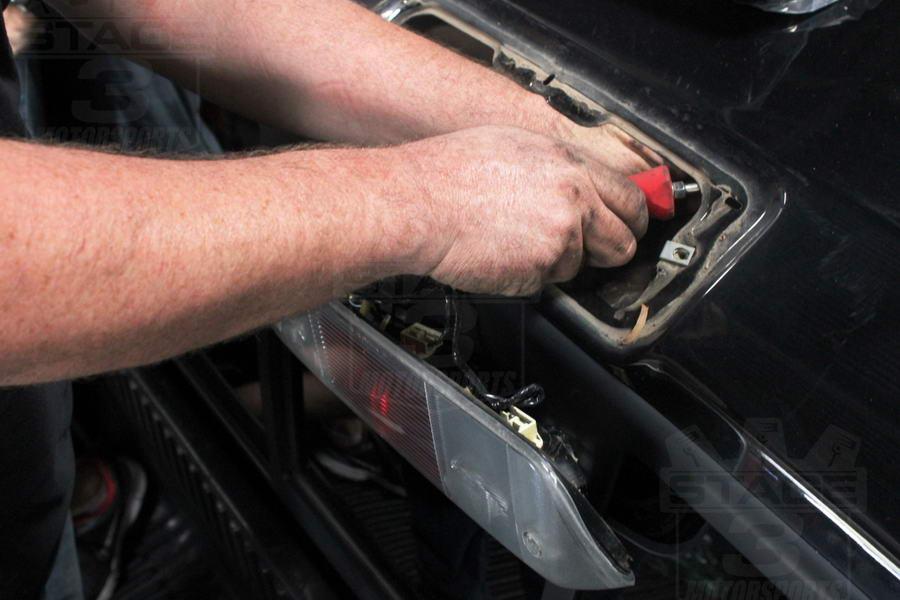 Third Brake Light Install 03