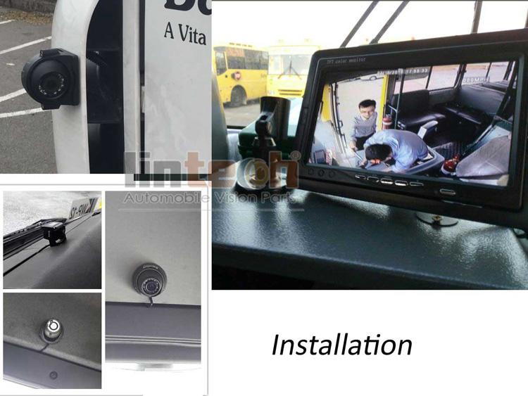 Truck DVR CCTV Camera system