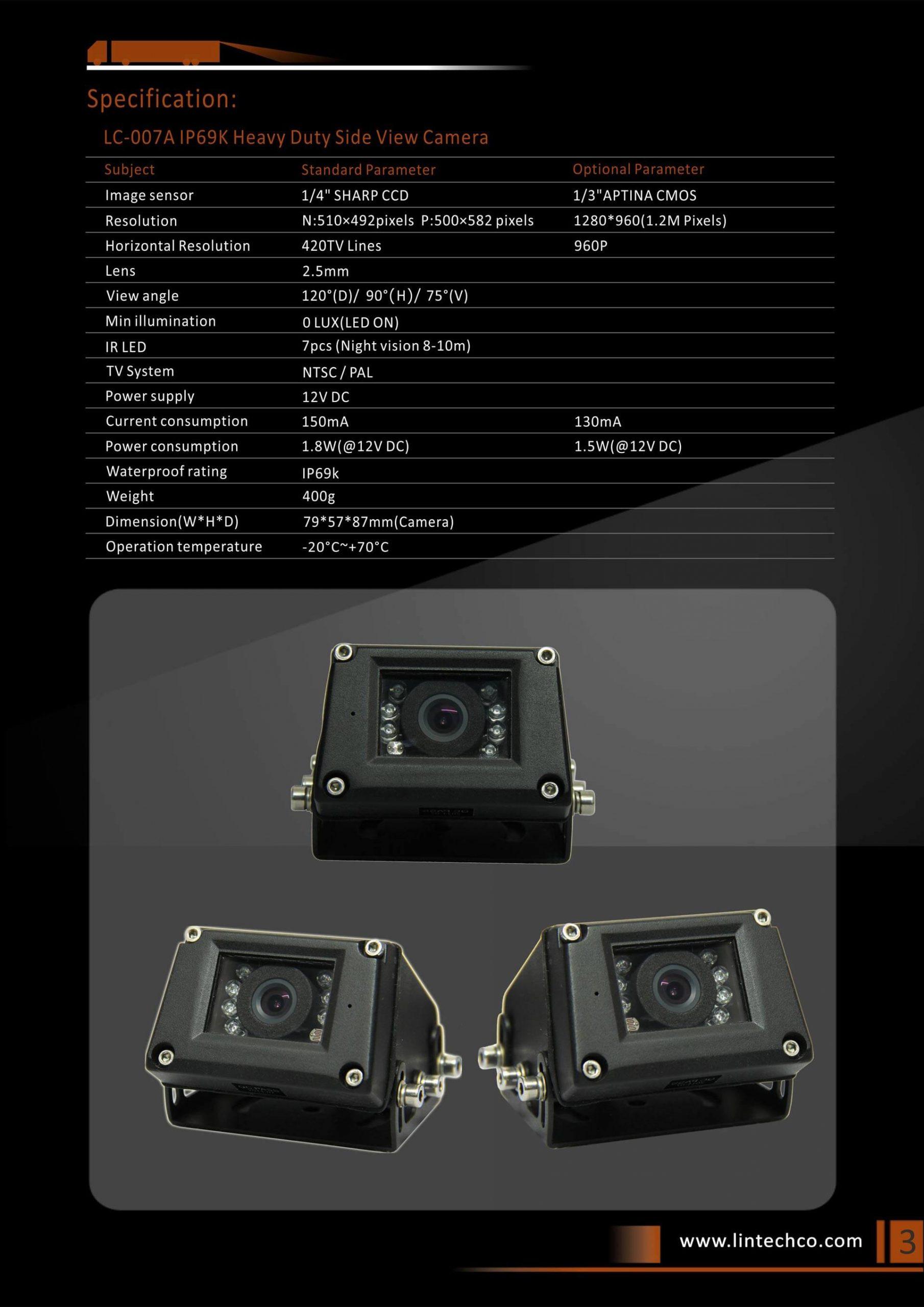 3.IP69K-Heavy-Duty-Side-View-Camera