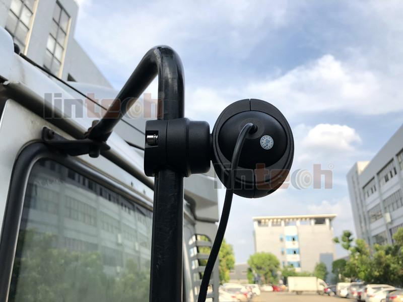Clamp holder side camera 2
