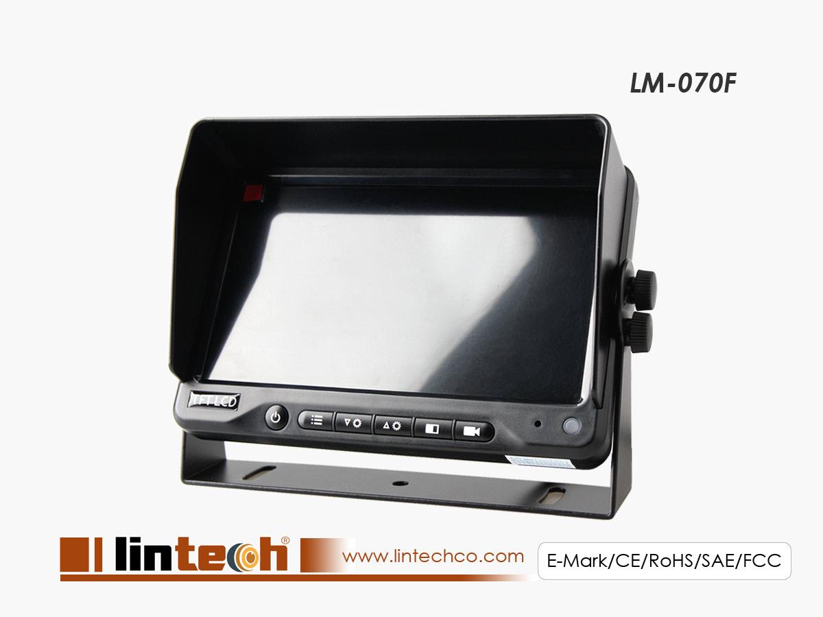 LM-070F AHD LCD Monitor